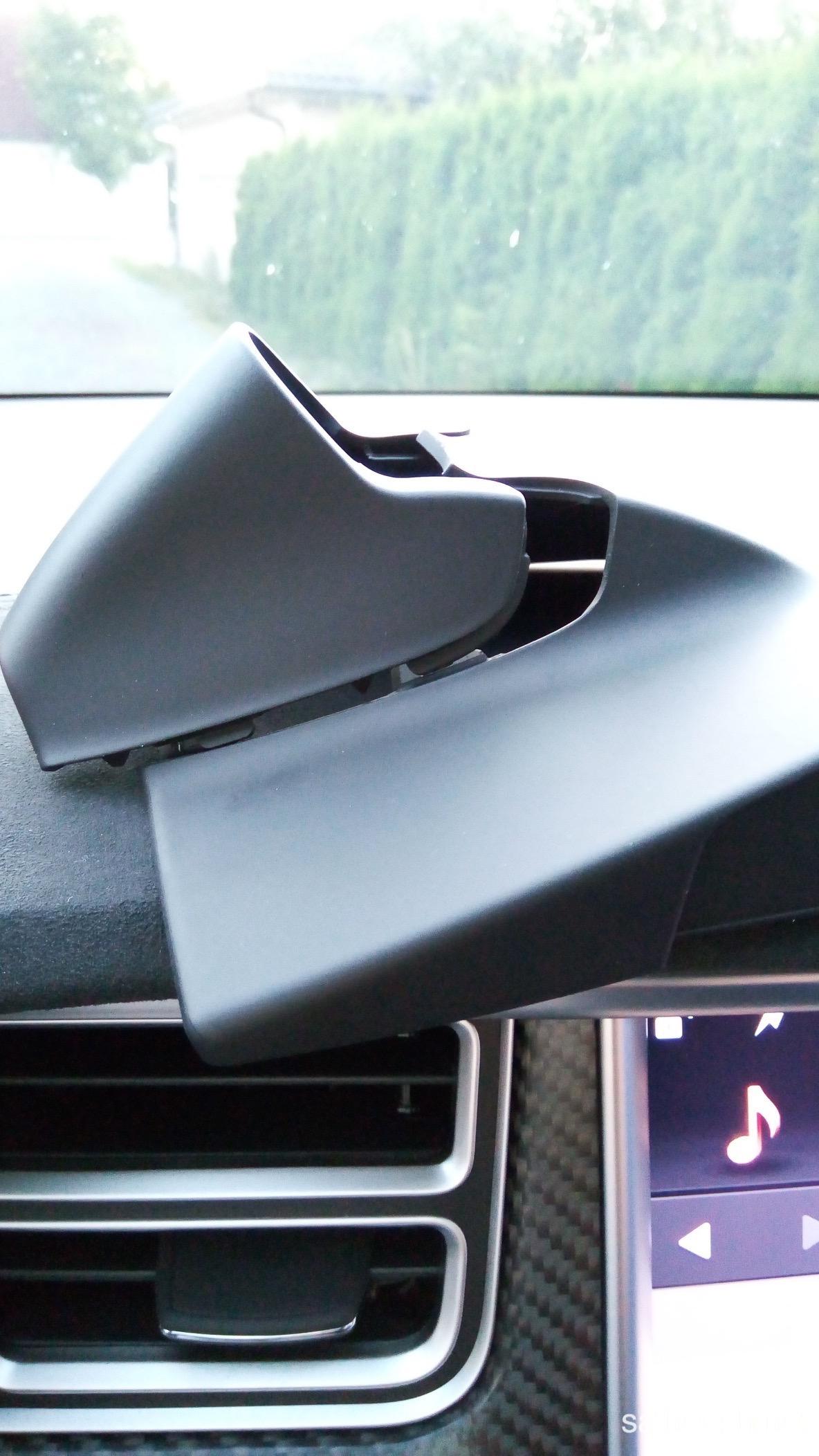 Dashcam installation – Tesla Model X | satheesh net